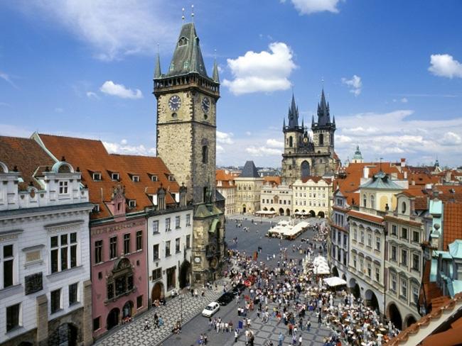 Prag Drugi medeni mesec: Pet zanimljivih destinacija
