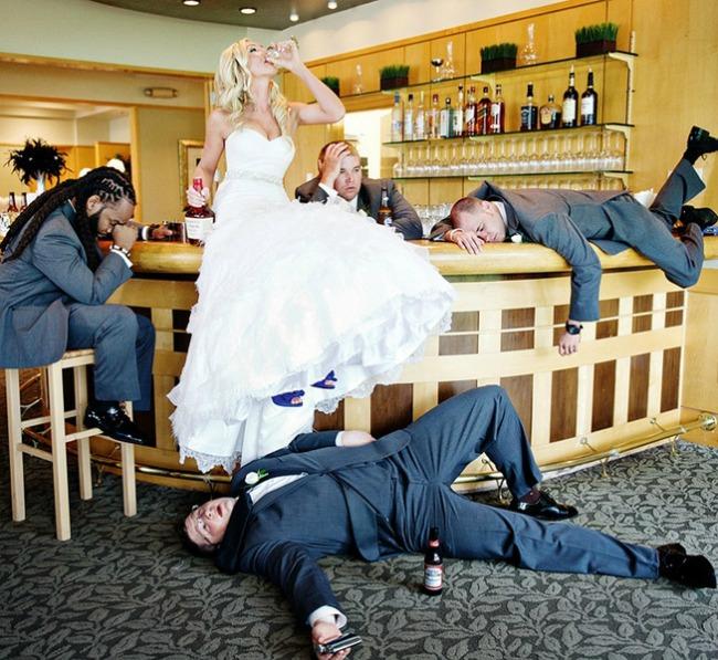 Prijatelji 4 Razlozi zbog kojih su vam prijatelji neophodni na venčanju