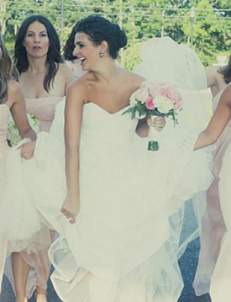 Razlozi zbog kojih su vam prijatelji neophodni na venčanju