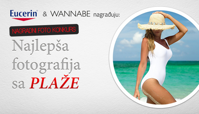 Slika sa plaze WB Bride Najava 1 Eucerin & Wannabe nagrađuju: Najlepša fotografija sa plaže