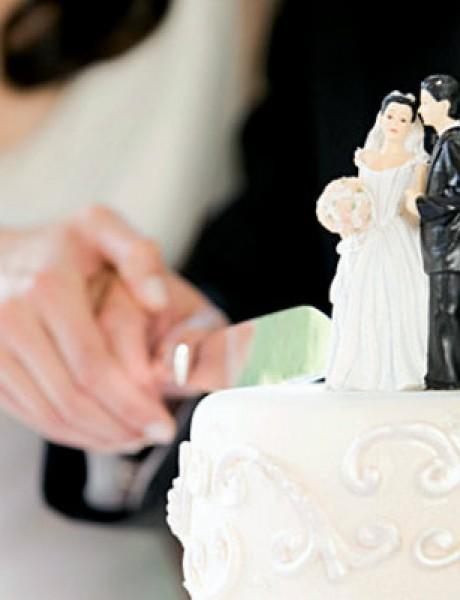 Šest svadbenih torti koje će vam oduzeti dah