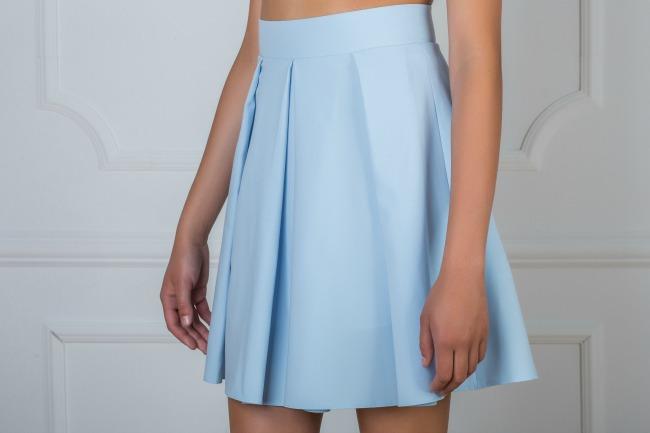 Wannabe suknja 1 Wannabe Shop: Čipka i romantika