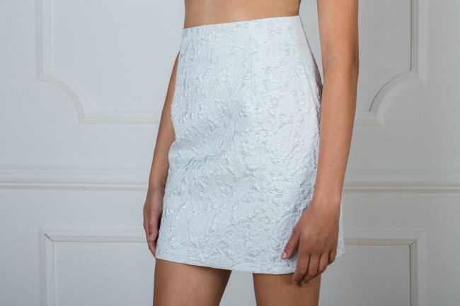 Wannabe suknja Wannabe Shop: Čipka i romantika
