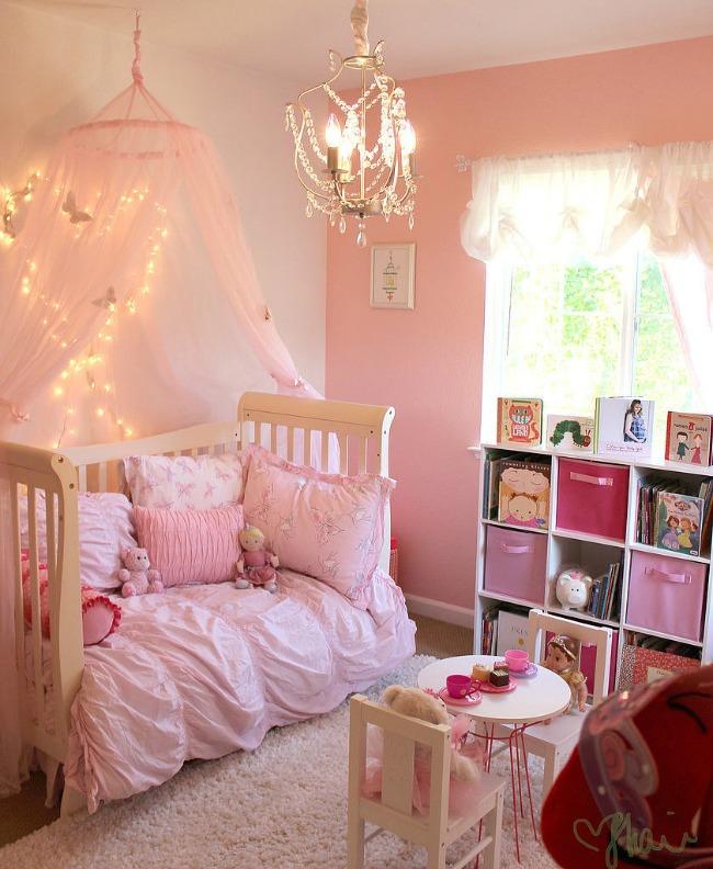 enterijer sobe za devojcice soba 10 Enterijer: Sobe za devojčice