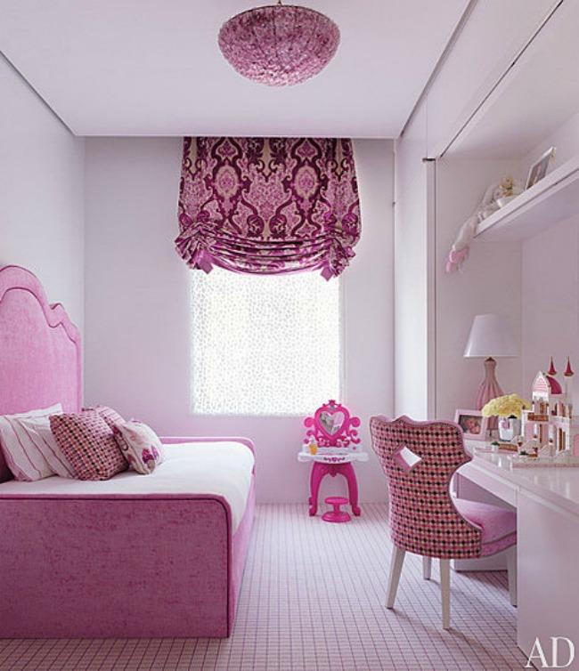 enterijer sobe za devojcice soba 4 Enterijer: Sobe za devojčice