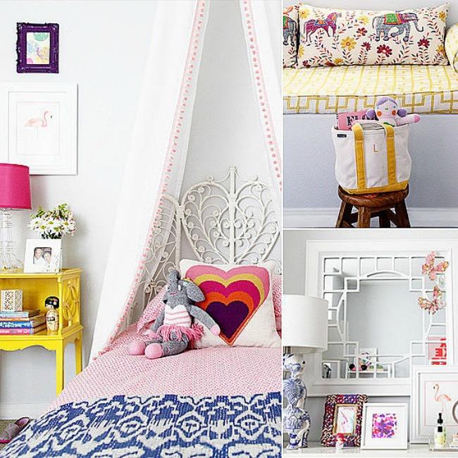 enterijer sobe za devojcice soba 8 Enterijer: Sobe za devojčice