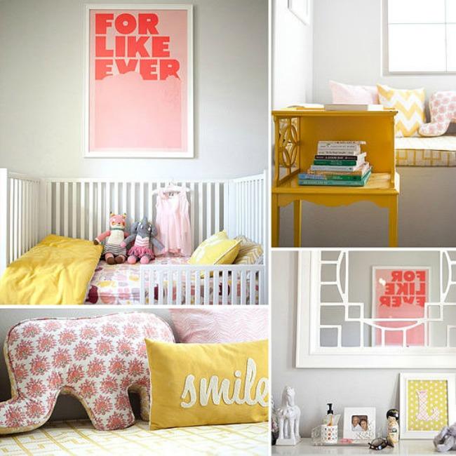 enterijer sobe za devojcice soba 9 Enterijer: Sobe za devojčice