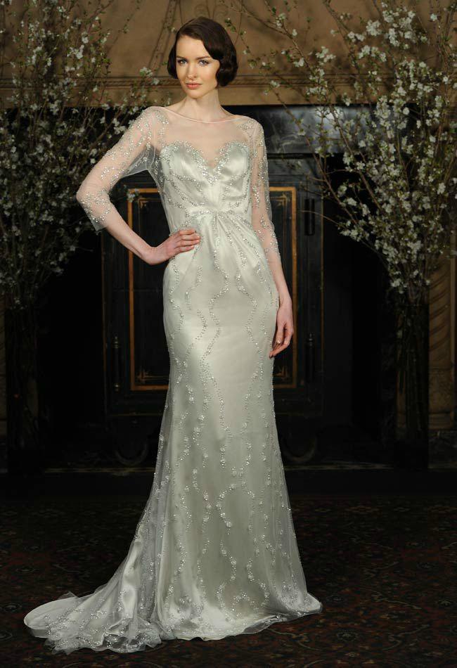 haljine za vencanje metalik vencanice theia austin scarlett Haljine za venčanje: Metalik venčanice