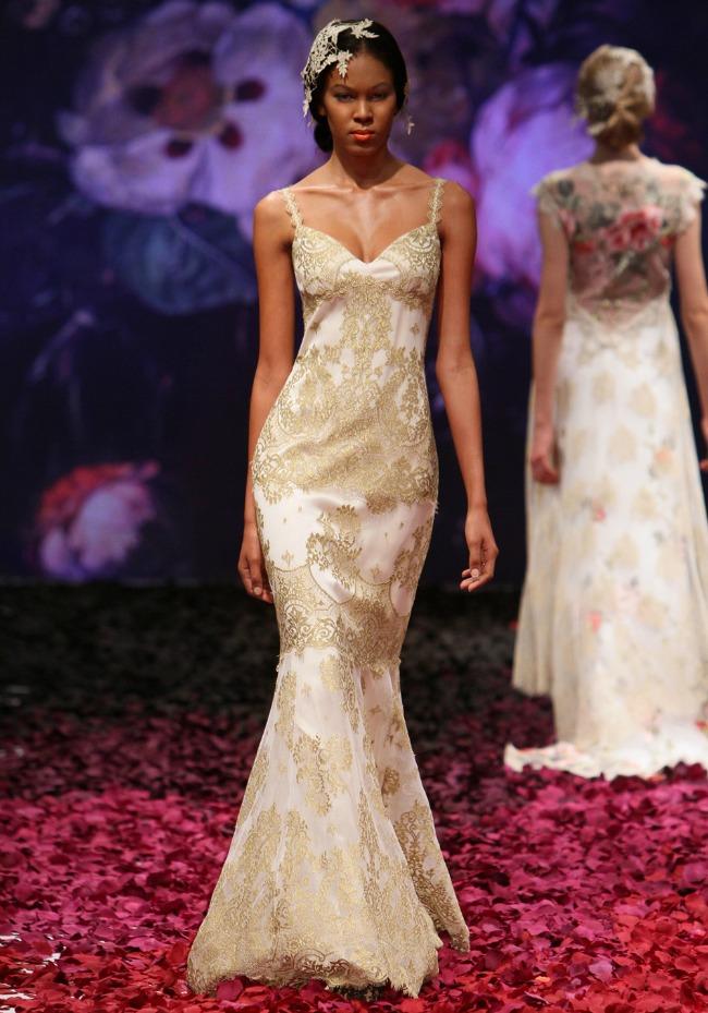 haljine za vencanje metalik vencanice theia claire pettibone Haljine za venčanje: Metalik venčanice