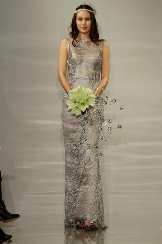 haljine za vencanje metalik vencanice theia Haljine za venčanje: Metalik venčanice