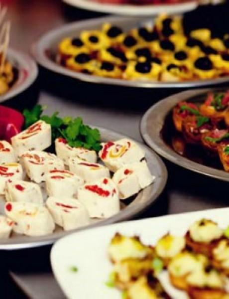 Hrana za venčanje za sva godišnja doba