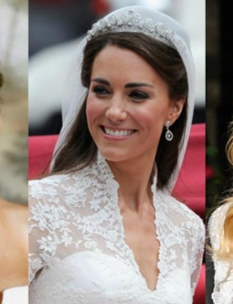 Kakvu šminku za venčanje biraju poznate dame?