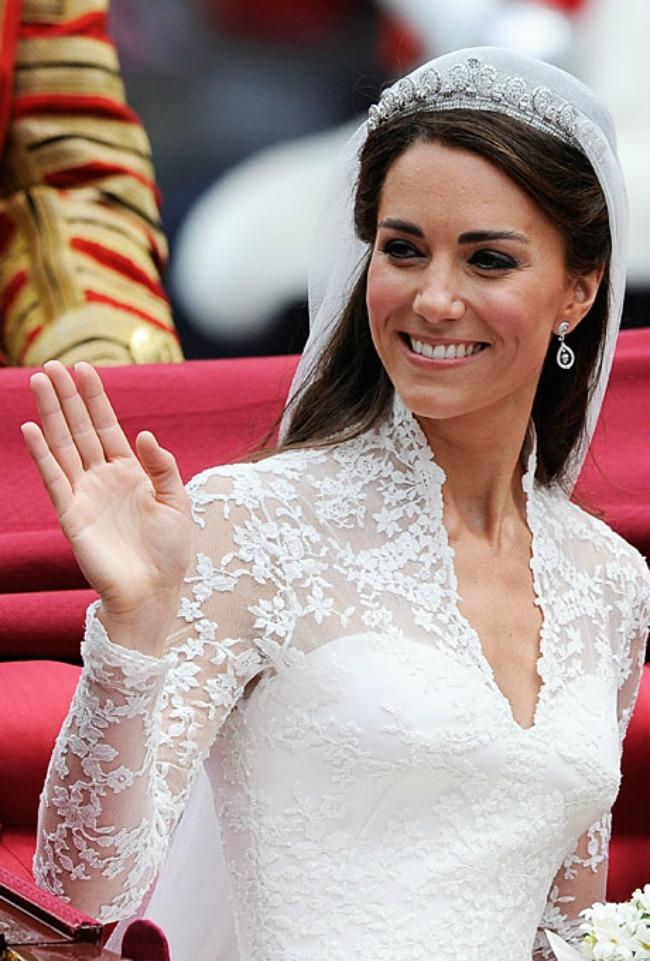 inspiracija za vencanje najlepse poznate mlade kejt midlton Kakvu šminku za venčanje biraju poznate dame?