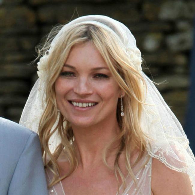 inspiracija za vencanje najlepse poznate mlade kejt mos Kakvu šminku za venčanje biraju poznate dame?