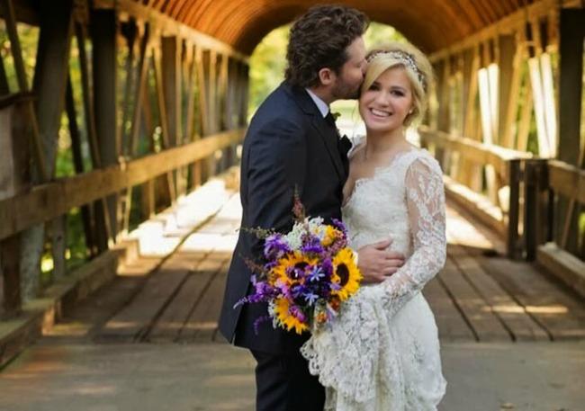 inspiracija za vencanje najlepse poznate mlade keli klarkson Kakvu šminku za venčanje biraju poznate dame?