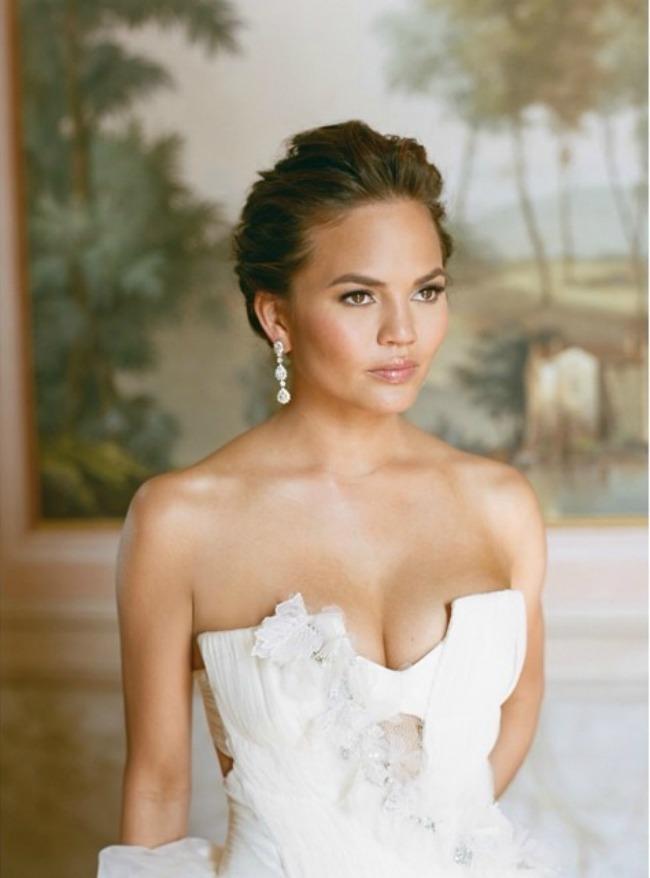 inspiracija za vencanje najlepse poznate mlade krisi tajgen Kakvu šminku za venčanje biraju poznate dame?