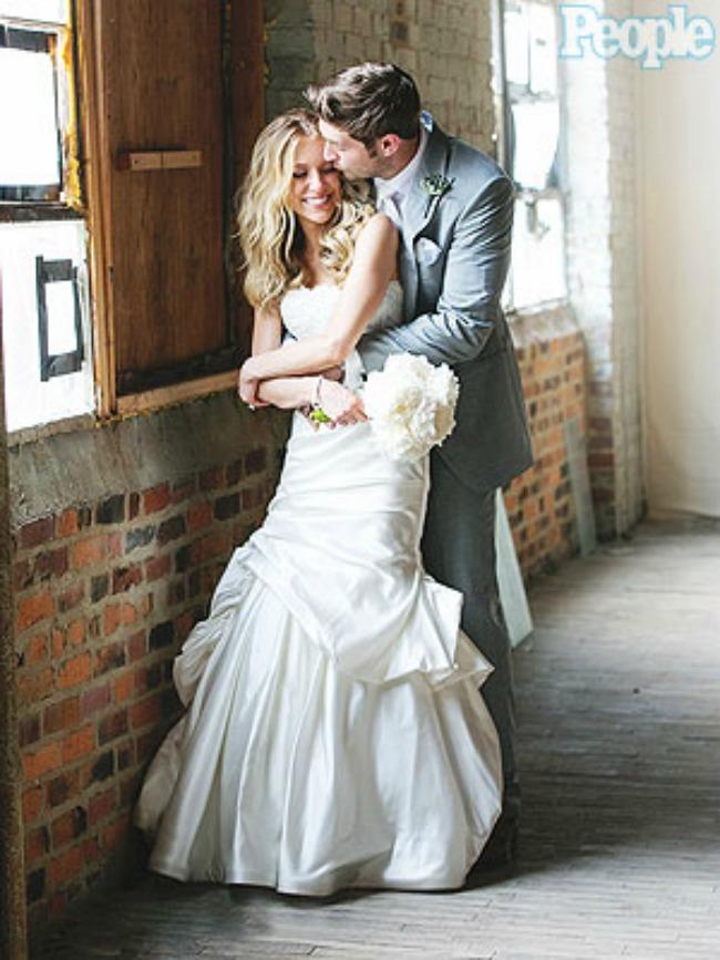 inspiracija za vencanje najlepse poznate mlade kristin kavalari1 Kakvu šminku za venčanje biraju poznate dame?