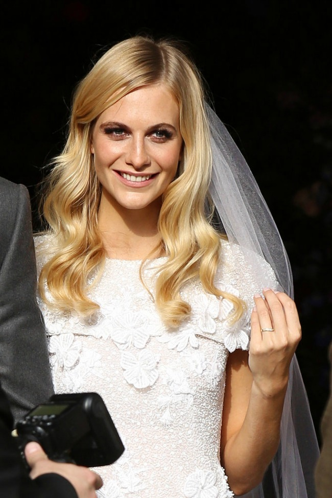 inspiracija za vencanje najlepse poznate mlade popi delevinj Kakvu šminku za venčanje biraju poznate dame?