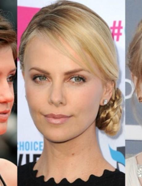 Stajliš frizure za mlade: Elegantne pletenice