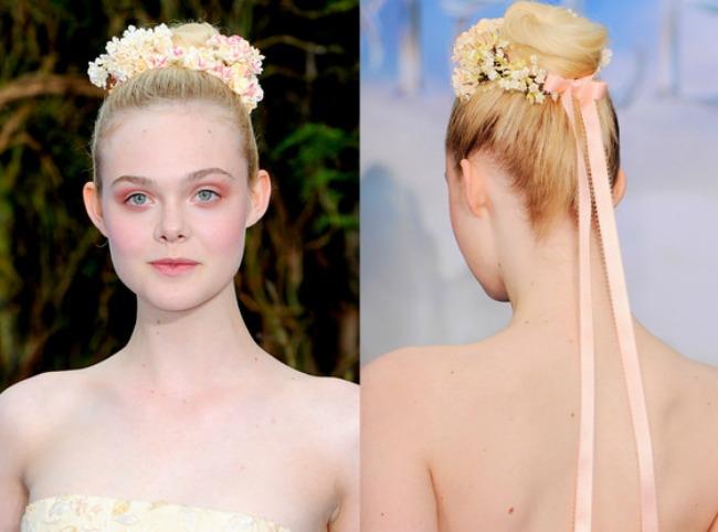 stajlis frizure za mlade visoko podignuta pundja el fening Stajliš frizure za mlade: Visoko podignuta punđa
