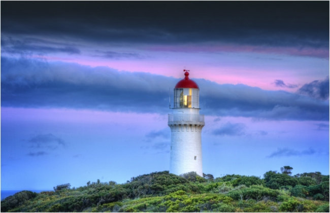 svetionik Put pod noge: Svetionici u kojima možeš spavati