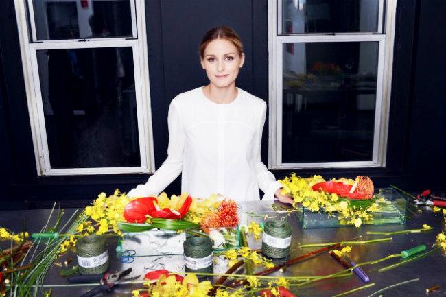Aranžirajte cveće baš kao Olivija Palermo 3 Aranžirajte cveće baš kao Olivija Palermo!