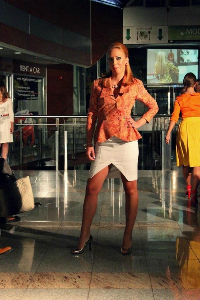 Belgrade Workshop 3 Modna revija u Eurocentru: Belgrade Workshop haljine za poslovne žene i mame