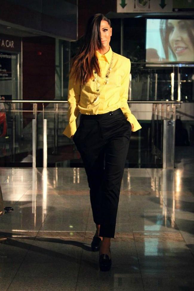 Belgrade Workshop 5 Modna revija u Eurocentru: Belgrade Workshop haljine za poslovne žene i mame