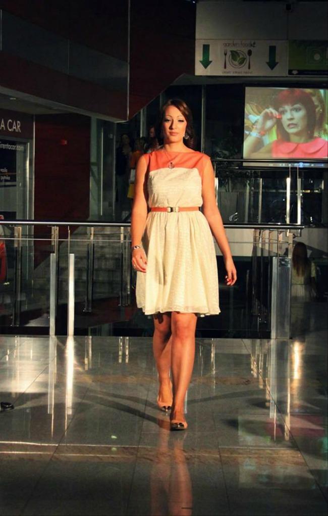 Belgrade Workshop moda Modna revija u Eurocentru: Belgrade Workshop haljine za poslovne žene i mame