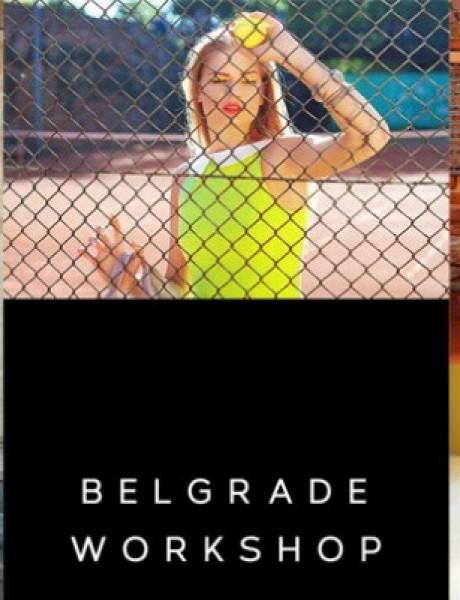 Modna revija u Eurocentru: Belgrade Workshop haljine za poslovne žene i mame