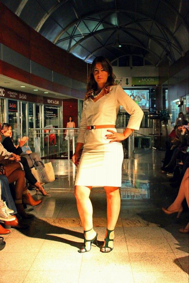 Belgrade Workshop Modna revija u Eurocentru: Belgrade Workshop haljine za poslovne žene i mame