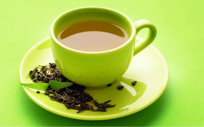 Green Tea Sreća ulazi na usta