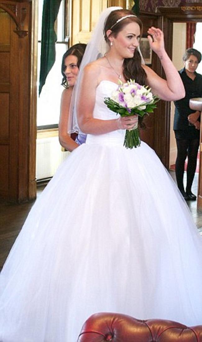 Junaštvo obične žene Smršala 30 kila zbog venčanice1 Junaštvo obične žene: Smršala 30 kila zbog venčanice