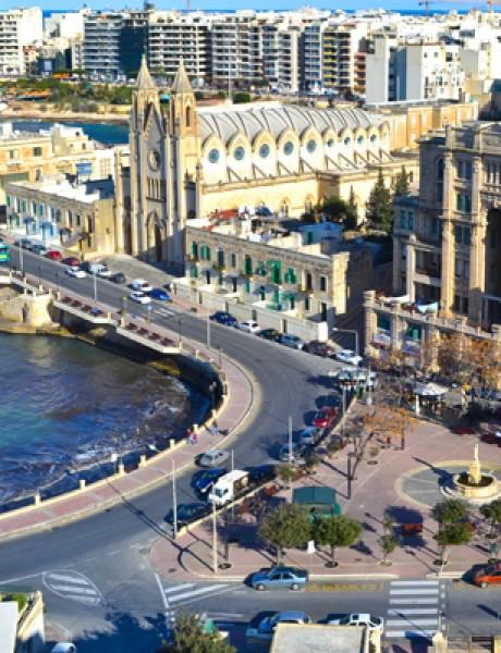Medeni mesec na Malti: Najbolji hoteli