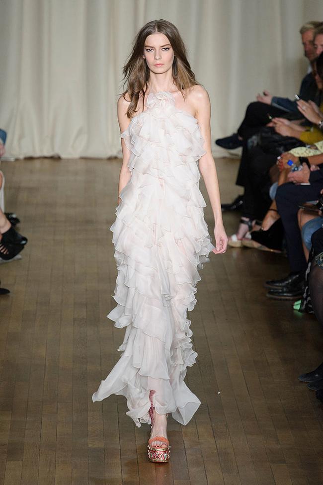 Marchesa Venčanice inspirisane modnim pistama