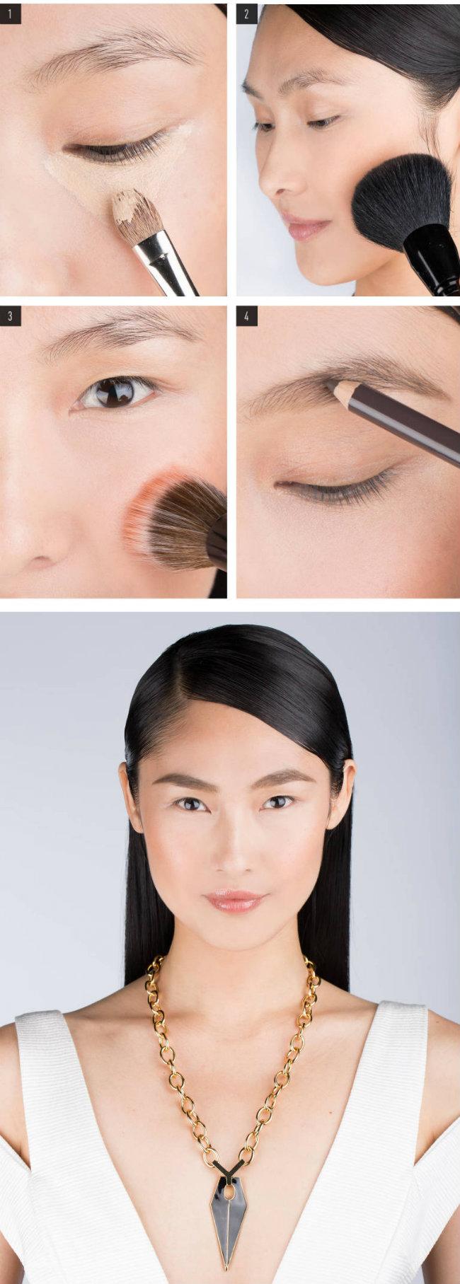 Minimalna šminka Minimalistička šminka: Istaknite prirodnu lepotu