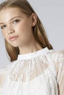 Moderna mlada: Venčanice sa dugim rukavima