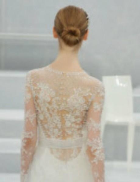 Najlepše venčanice: Trik je u golim leđima!