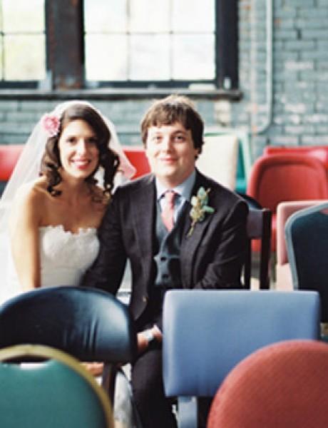 Neobična venčanja: Industrijska zona