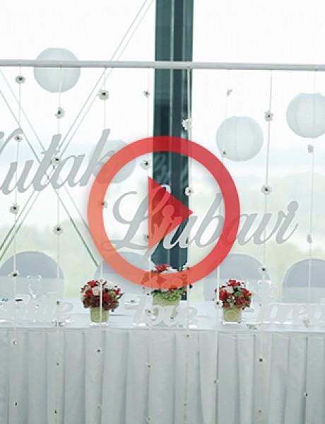 Savršen restoran za savršeno venčanje: Top of the hub