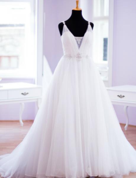 Salon venčanica Dar: Grandiozna najava nove kolekcije