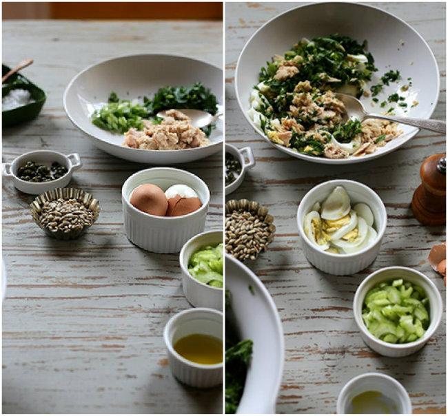 Vikend meni Salata sa tunjevinom Vikend meni: Salata sa tunjevinom