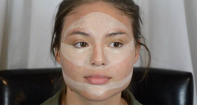 Zlatna pravila za konturisanje lica korektor Zlatna pravila za konturisanje lica