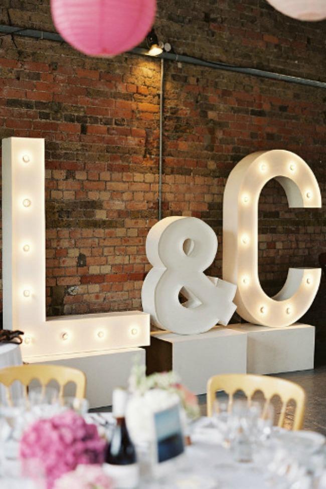 dekoracija 7 kreativnih ideja za vase vencanje neka vasa ljubav zasija Dekoracija: 7 kreativnih ideja za vaše venčanje