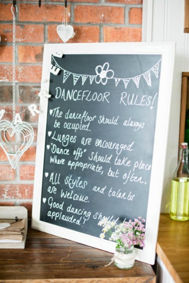 dekoracija 7 kreativnih ideja za vase vencanje plesna pravila Dekoracija: 7 kreativnih ideja za vaše venčanje