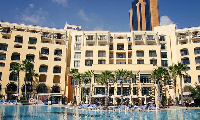 hilton malta Medeni mesec na Malti: Najbolji hoteli