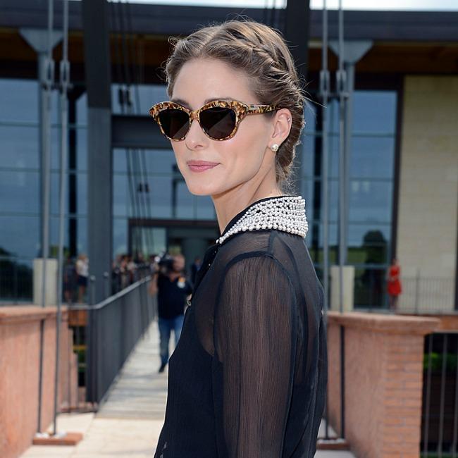 inspiracija za vencanje frizure olivije palermo glamurozna pundja Inspiracija za venčanje: Frizure Olivije Palermo