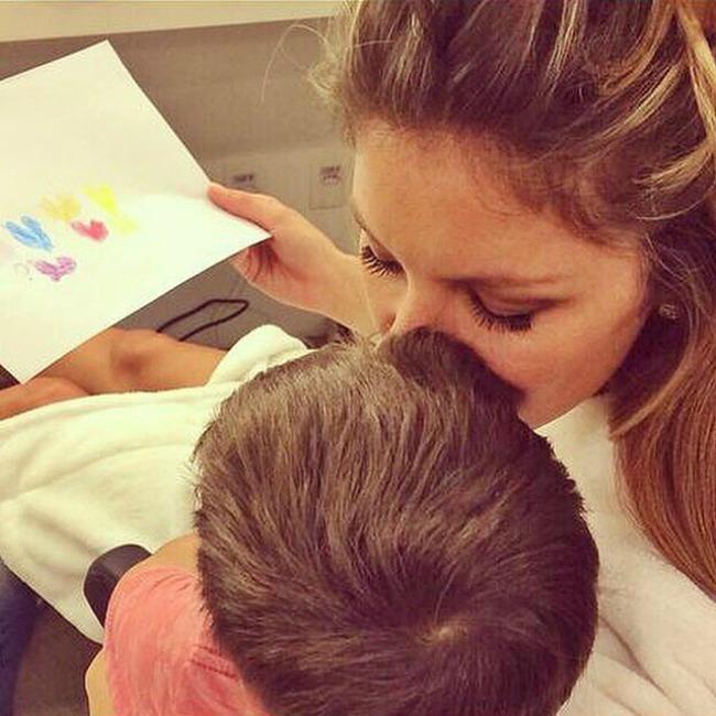 instagram porodicne fotografije poznatih zizel bundsen Instagram: Porodične fotografije poznatih