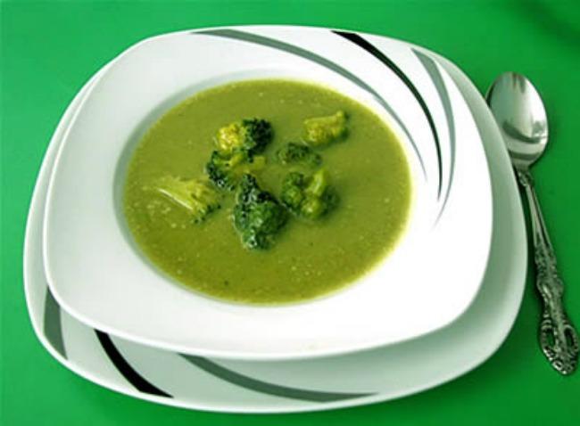 juha od brokule1 Zdrava čorba od brokolija