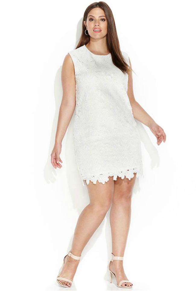 Plus Size Haljine Za Venčanje Kratke Venčanice Wannabe